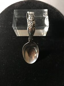 Fragrance by Reed /& Barton Sterling Silver Infant Feeding Spoon Custom Made