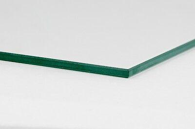 Glasscheibe Floatglas Glasplatte 4-10mm Glas Zuschnitt Ersatz Vitrine Regal