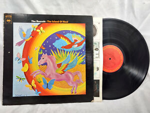 The-Rascals-LP-The-Island-of-Real-Columbia-Felix-Cavaliere-1972-Rare-Orig-NM