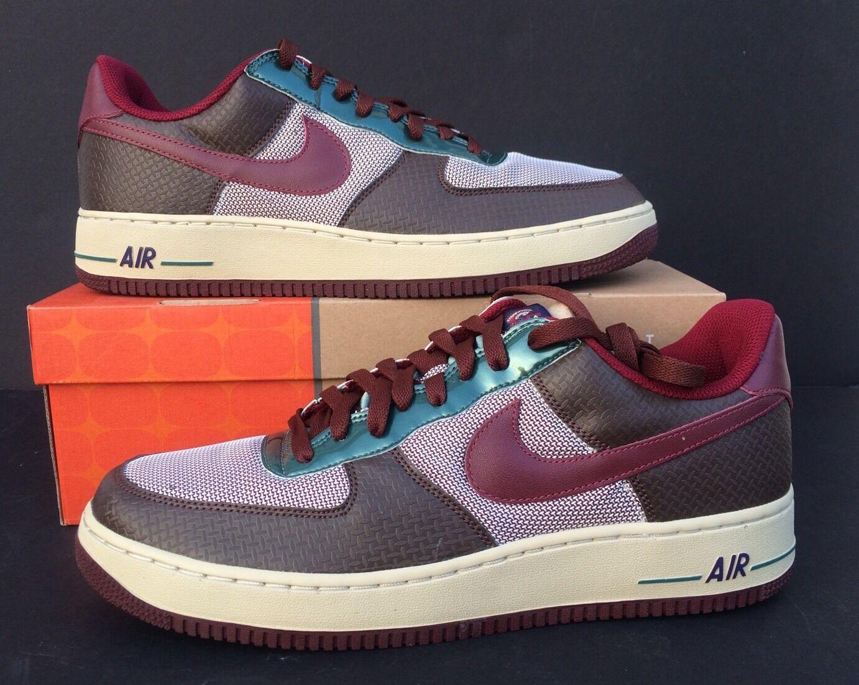 Nike Air Force 1 Premium Low Samurai DS Mens Sz 12 313641 262