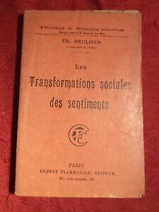 1920-Les-transformations-sociales-des-sentiments-Frederic-Paulhan