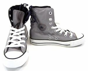 385d95e60106 Converse Shoes Chuck Taylor Hi All Star Slouchy Ash Sneakers Men 3.5 ...