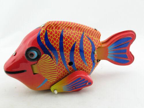 Fisch groß Blechspielzeug Happy Fish  4250480