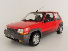 Renault SuperCinq GT Turbo R5 rot 1986 1/18 Norev 185208 Phase I