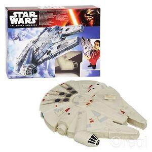 Nouveau-Star-Wars-le-Reveil-de-la-Force-Millennium-Falcon-Modele-Disney-Officel