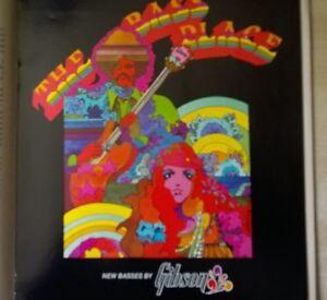 Acheter Pas Cher Guitar Player Nov/dec 1972 Avec Gibson 1972 Bass Catalogue Eb-4l-afficher Le Titre D'origine