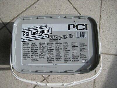 PCI Lastogum Abdichtung Schutzschicht 8kg Grau Weiss flexibel Bad Dusche