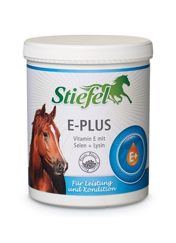 18,65eur kg e-plus pellet vitamina e con selenio + lisina botas 3000g
