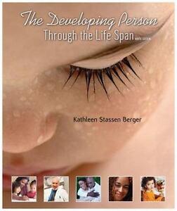 Developing Person Through The Life Span By Kathleen Stassen Berger