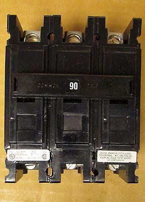 EATON CUTLER HAMMER QBHW2060 QUICKLAG 2 POLE 60 AMP CIRCUIT BREAKER NNB