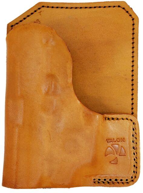 Leather Shoulder Gun Holster LH RH For Sig Sauer P238 w// CT Laserguard