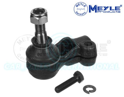 Meyle Germania TIE // Track Rod End centro asse anteriore destra parte no 616 020 5565