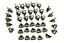 Dapol-COUP4-OO-Gauge-Tension-Lock-Coupling-Pk-20-pairs miniature 1