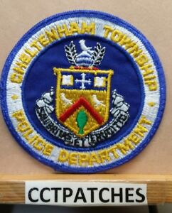 CRANBERRY TOWNSHIP PENNSYLVANIA PA POLICE PATCH