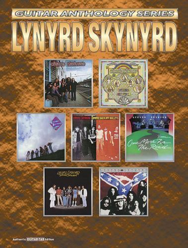 guitar anthology guitar anthology authentic guitar tab by lynyrd skynyrd 2000 paperback. Black Bedroom Furniture Sets. Home Design Ideas