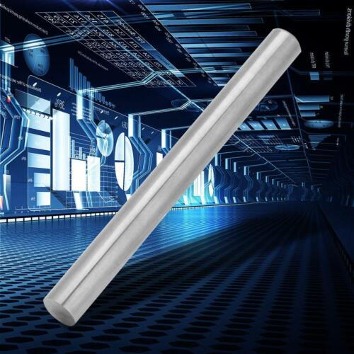 3-12mm Diameter 100mm Length Solid Tungsten Steel Round Shaft Rod Silver Bar