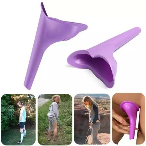 Portable Women Urinal Camping Urine Device Funnel Urinal