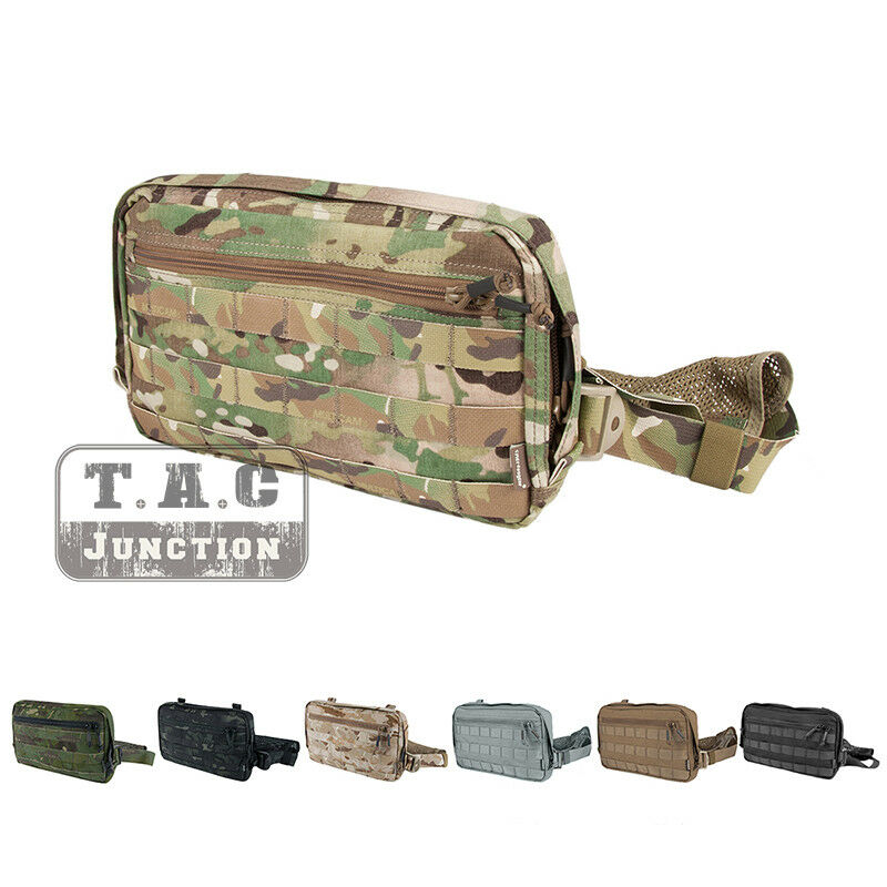 Emerson Tactical Concealed Carry Pouch Combat Chest Rig Multi-Purpose Recon  Kit  high quality genuine
