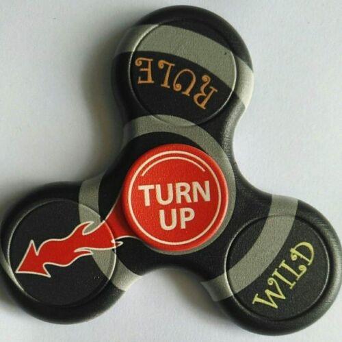 Brand NewBlack Magic Fidget Spinner Toy /& Game Fidget Spinner Game by Turn Up
