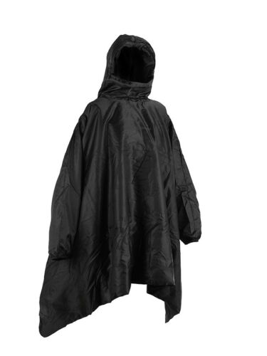 Snugpak Insulated Poncho Liner for Cold Weather w//Stuff Sack Hiking//Military