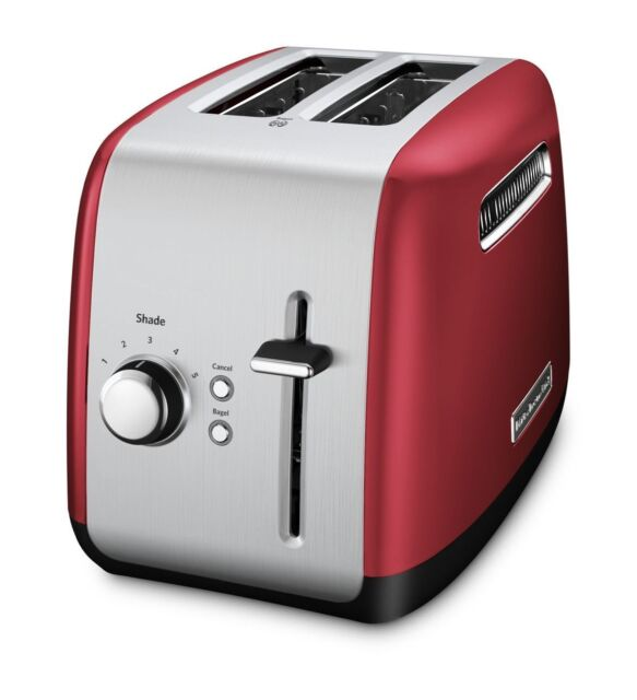 Kitchenaid 2 Slice Toaster With Manual Lift Lever Kmt2115