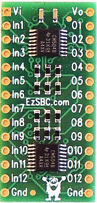 Logic Level Converter 8-Channel 2x Bi-Directional Level Shifter 8-Channel