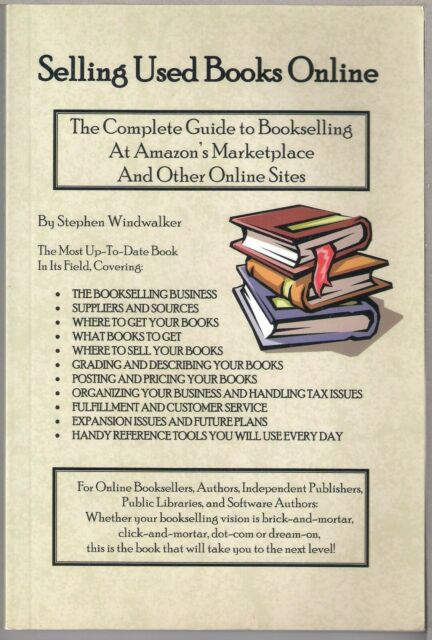 Selling Used Books Online Stephen Windwalker For Sale Online