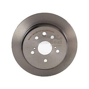 For Lexus IS250 06-08 2.5 Front Disc Brake Rotors Coat /& Ceramic Pads Kit Brembo
