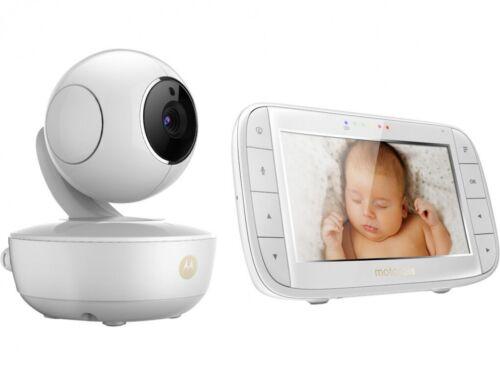 Motorola MBP50 MBP 50 Video Babyphone 5 Zoll Display  schweng und neigbar