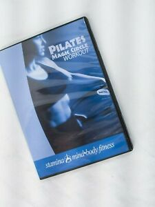 Aero Pilates Magic Circle Workout: StaminaMindBod