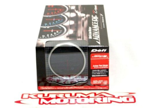 DEFI ADVANCE BF TURBO BOOST GAUGE METER 1.2BAR RED
