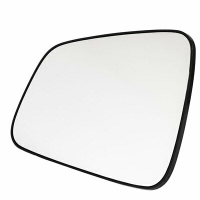 New Replacement Mirror Glass with FULL SIZE ADHESIVE for BUICK ENCORE CHEVY TRAX Passenger Side View Right RH