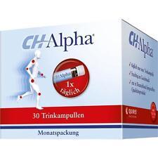 CH Alpha Kollagen Hydrolysat Trinkampullen   30 st   PZN3675224