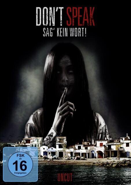 Don't Speak - Sag kein Wort! Uncut DVD NEU