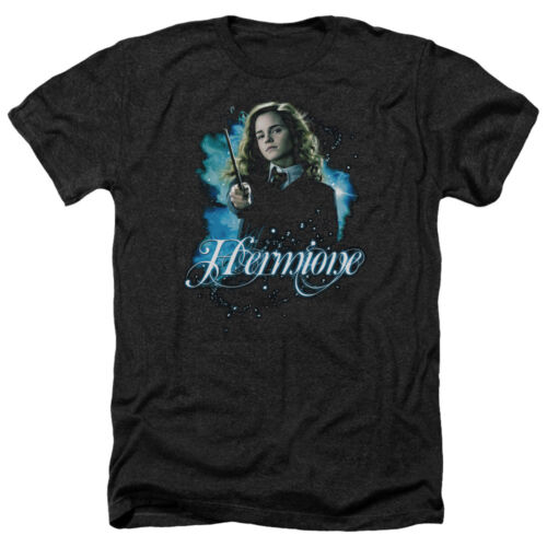 Harry Potter HERMIONE READY Licensed Adult Heather T-Shirt All Sizes