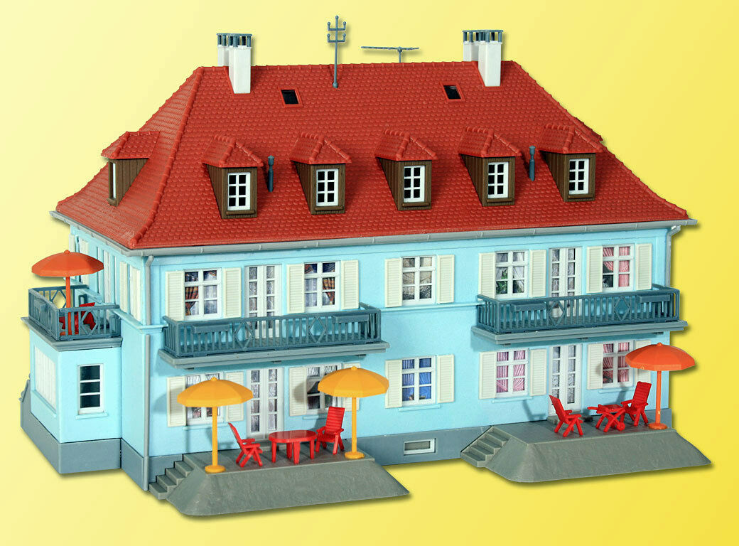 Kibri H0 38359    Stadthaus am Nordbahnhof 4a314d