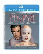 The Skin I Live in (Two-Disc Blu-ray/DVD Combo) Free Shipping