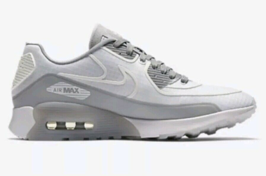 Nike Air Max 90 Ultra 2.0 SI Running shoes 881108-102 Women's US 6.5 White NEW