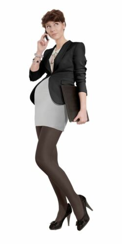 202 Pregnancy Lycra Tights 20 Denier by Lida Hosiery No