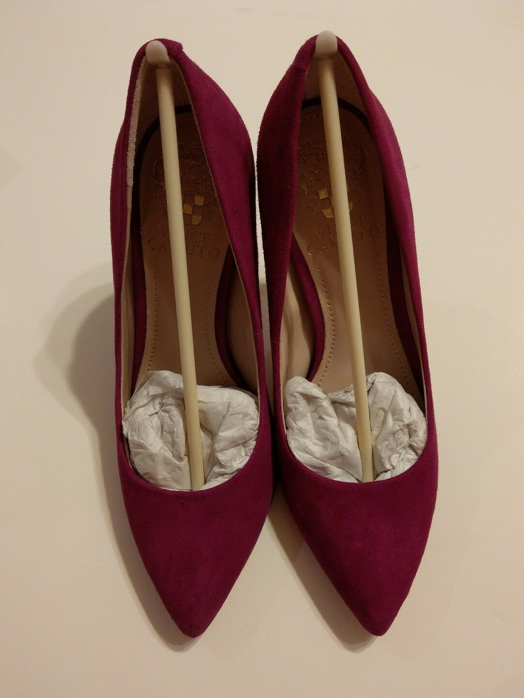 Vince Camuto Suede Pointy /5.5 Pump size 35.5 /5.5 Pointy perfect condition a2ae7c