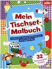 Mein Tischset-Malbuch (2015, Taschenbuch)