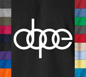 DOPE-Hip-Hop-T-Shirt-Swag-Swagger-MTV-Rap-Mac-Miller-Concert-100-Ringspun-Tee