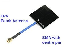 Aomway 5.8GHz FPV Patch Panel Directional Antenna RX Goggles SMA free post