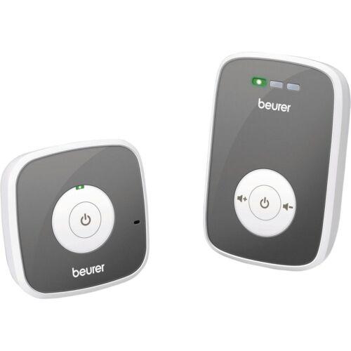 strahlungsarm Weiss-gris 300m alcance batería Beurer by 33 monitores para bebé digital