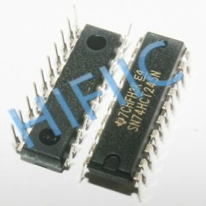 1PCS/5PCS SN74HCT245N Octal Bus Transceiver with 3-State Outputs DIP20