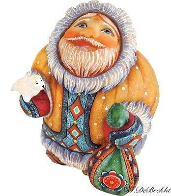 G DeBrekht Christmas Night 2012 Santa Surprise Box Limited Edition 5179012