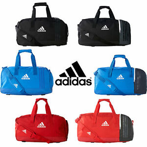 Adidas-Tiro17-Training-Gym-Sports-Football-Duffle-Bag-Holdall-Size-Small-Medium