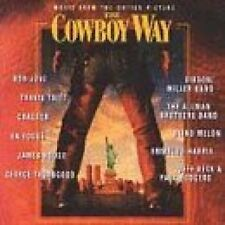 Cowboy Way (1994) Bon Jovi, Emmylou Harris, En Vogue.. [CD]