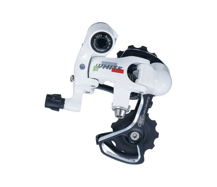 Bicycle rear derailleur Microshift bianca 10 speed speed speed Shimano Compatible 105 Ultegra 0b2cb6