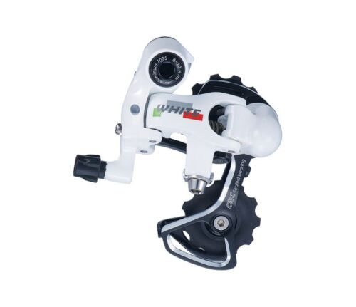 bicycle rear derailleur Microshift WHITE 10 speed Shimano Compatible 105 Ultegra